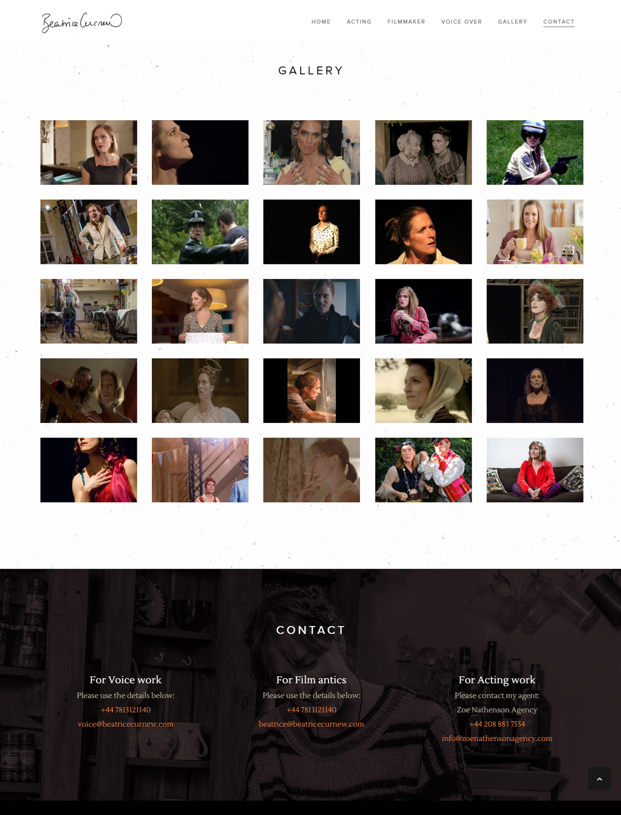 beatrice curnew website last two 2