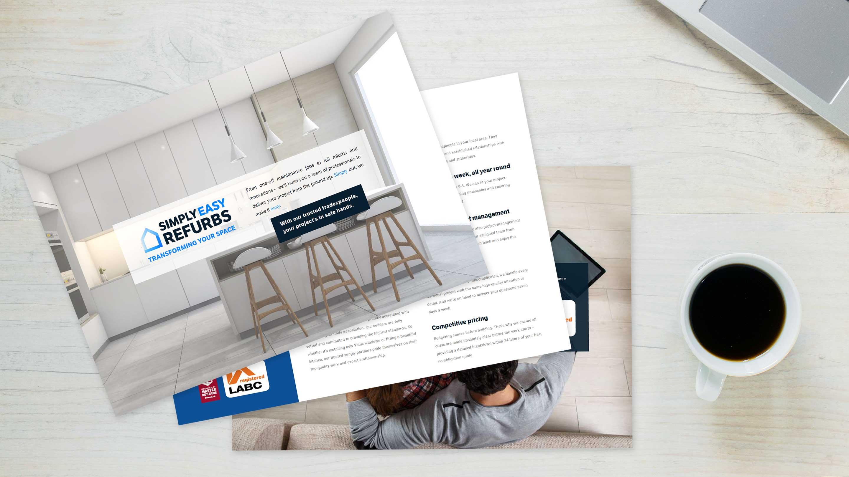 simplyeasy refurbs brochure