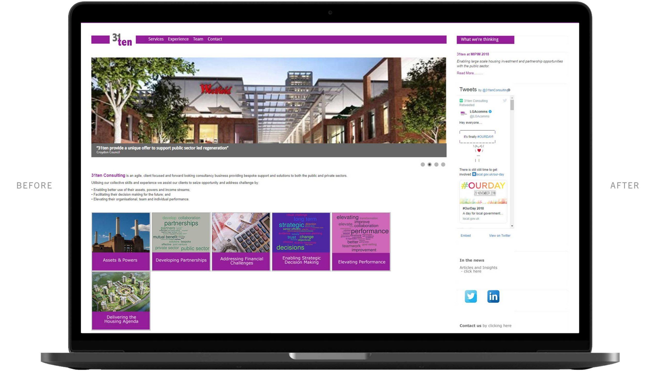 31ten consulting website before