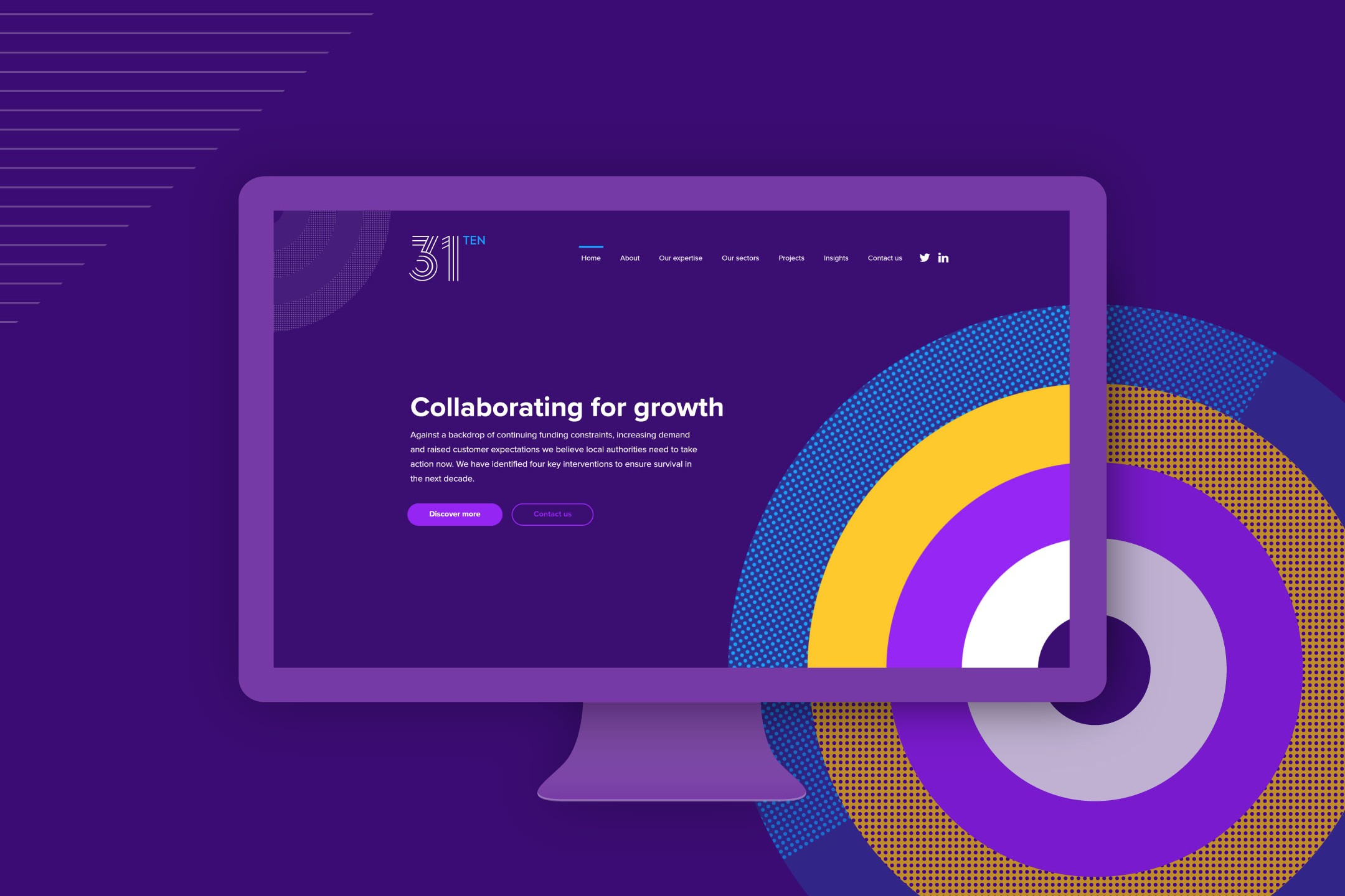 31ten Consulting website