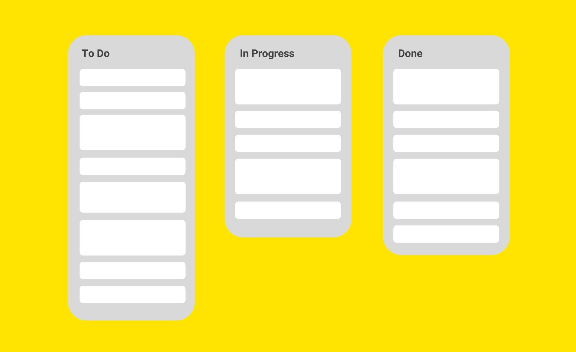Sign Up To Trello - to do list