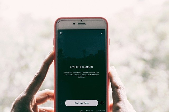 Instagram live to help grow small businesses